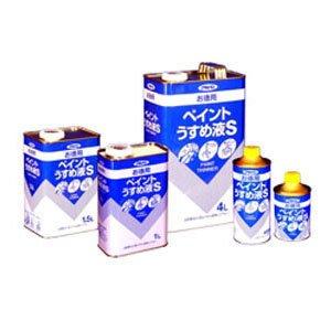 アサヒペン お徳用ペイントうすめ液
