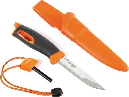 LIGHT MY FIRE(ライトマイファイヤー)ファイヤーナイフ Orange(オレンジ) 26068
