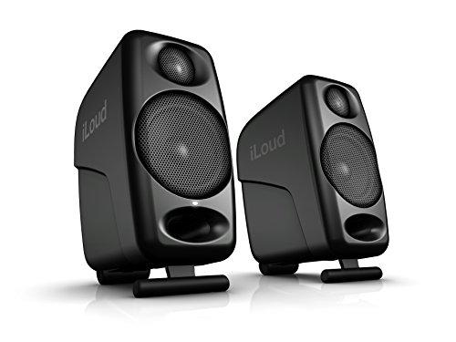 IK Multimedia iLoud Micro Monitor コンパクト・リファレンス・モニター【国内正規品】 【徹底紹介】中田ヤスタカのDTM機材を紹介! Cubase、Universal Audio Apollo Twin、GENELEC 8351A、KOMPLETE KONTROL S61 MK2を使用!(自宅スタジオ)