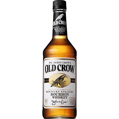 バーボン ウイスキー オールド クロウ [アメリカ合衆国 700ml ]
