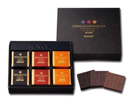 ロイズのチョコレートはプレゼントに最適のギフト