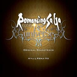Romancing SaGa Re;univerSe Original Soundtrack(特典なし)
