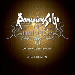 【メーカー特典あり】Romancing SaGa Re;univerSe Original Soundtrack(新規イラストステッカー付)