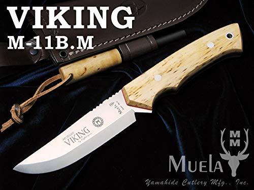 ムエラ VIKING.M-11B.M バイキング ファイヤースターター付 【日本正規品】
