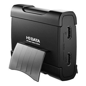I-O DATA PC用HDMIキャプチャー/USB 3.0接続/ゲーム実況/フルHD録画/編集ソフト付き/GV-USB3/HD