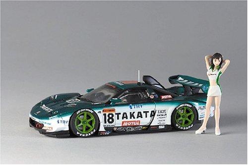 クアトロックス SC-04 JGTC 2004 TAKATA DOME NSX