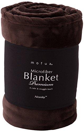 mofua (モフア) のブランケットは軽くて暖かく女性が喜ぶプレゼント