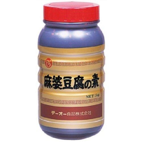 テーオー 麻婆豆腐の素 1kg