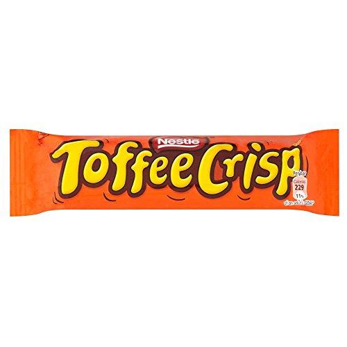 Nestle Toffee Crisp (44g) ネスレのタフィーぱりっと( 44グラム)