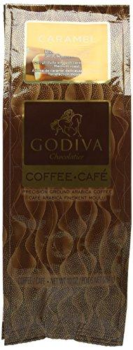 ゴディバ(GODIVA)フレーバーコーヒーキャラメルをプレゼント
