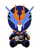 バンダイ(BANDAI) Chibi ぬいぐるみ 仮面ライダー クローズ 二号 ビルド 平成仮面ライダー20作品記念 1401