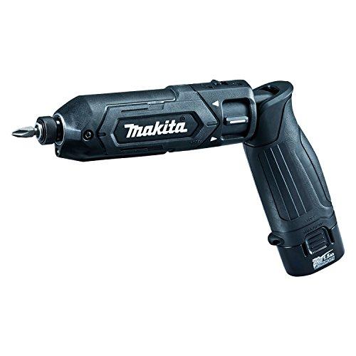 マキタ 充電式ペンインパクトドライバ 黒 バッテリー×2・充電器付 TD022DSHXB
