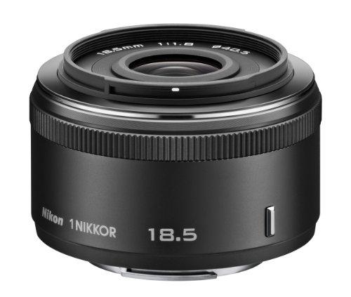 Nikon 単焦点レンズ 1 NIKKOR 18.5mm f/1.8 ブラック ニコンCXフォーマット専用