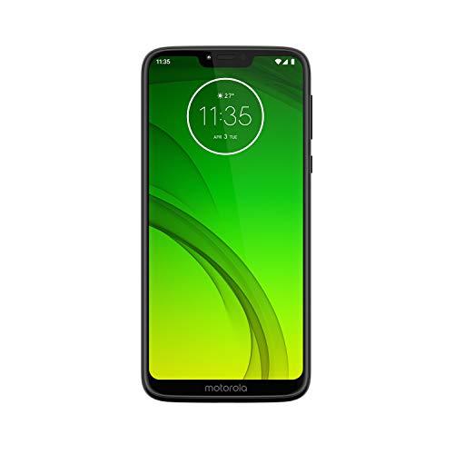 モトローラ SIM フリー スマートフォン Moto G7 Power 4GB/64GB セラミックブラック 国内正規代理店品 PAEK0002JP/A