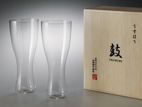 うすはりグラスはお酒を美味しくする魔法のグラス