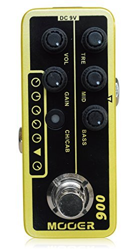 Mooer Micro Preamp 006 プリアンプ ギターエフェクター 【徹底解析】Mooer Micro Preamp  エフェクター のコピー元一覧! 元ネタはあの名アンプ!!【プリアンプ】