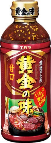 エバラ 黄金の味 甘口 590g
