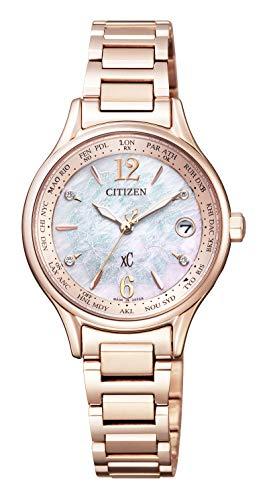 シチズンは女性が貰って嬉しいブランド時計