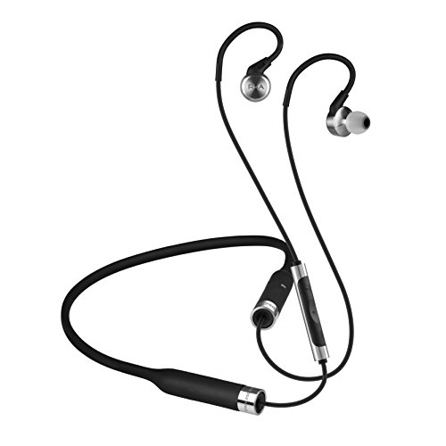 RHA MA750 Wireless Bluetoothハイエンドイヤホン aptX/AAC対応/NFC搭載/12時間再生 601040 【国内正規品】