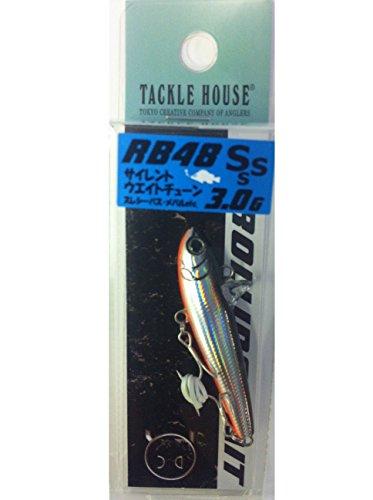 タックルハウス(TackleHouse) バイブレーション R.D.C ローリングベイト 48mm 3g HGシルバーブラックオレン...