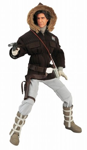 STAR WARS/HAN SOLO 1/4 ULTIMATE FIGURE HOTH ver
