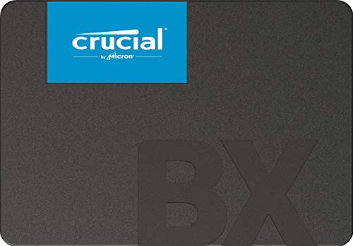 【Amazon.co.jp 限定】 Crucial SSD 240GB 7mm / 2.5インチ BX500シリーズ SATA3.0 CT240BX500SSD1Z [FFP]