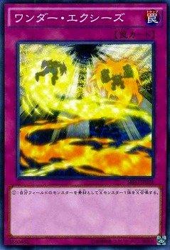遊戯王/第9期/8弾/SHVI-JP076 ワンダー・エクシーズ