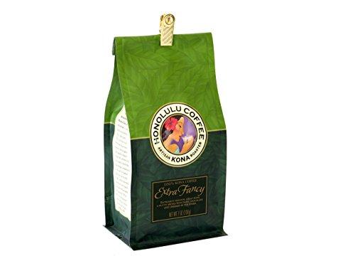 100%コナコーヒー ホノルルコーヒー 等級:エキストラファンシー 7オンス(200g) 並行輸入品 日本未発売★豆は挽いていません。