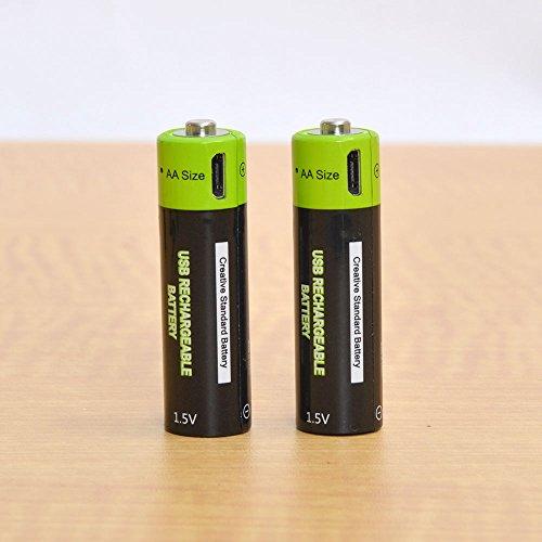 充電器不要!USB充電できる乾電池 サンコーレアモノショップ (単3形2本セット) 【徹底解説】Amazon 充電式電池が安くて便利過ぎてオススメ!電池切れの心配は無くコスパ抜群!【amazon basics ベーシック充電池】