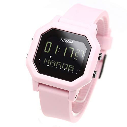 ニクソンの腕時計は存在感が高くギフトに人気
