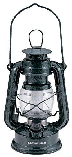 キャプテンスタッグ(CAPTAIN STAG) キャンプ LEDライト ランタン アンティーク 暖色 ハンマートン