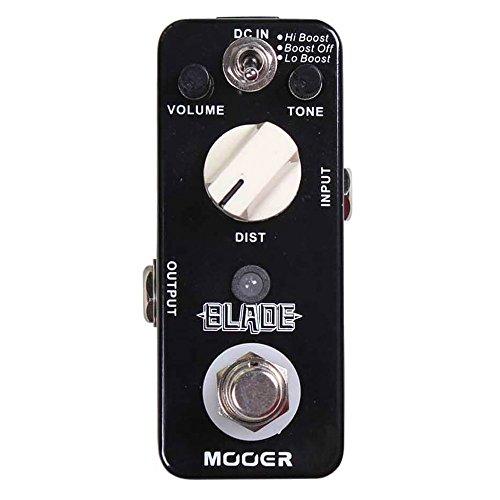 【国内正規品】 Mooer ムーアー Micro Series メタルディストーション  Blade MOOER エフェクター のコピー元一覧! 元ネタはあの名機!!