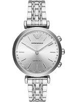[エンポリオ アルマーニ]EMPORIO ARMANI 腕時計 GIANNI T-BAR ハイブリッドスマートウォッチ ART3018 レディース 【正規輸入品】