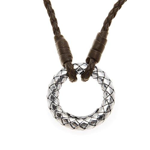 ボッテガ・ヴェネタのネックレスを彼氏にプレゼント