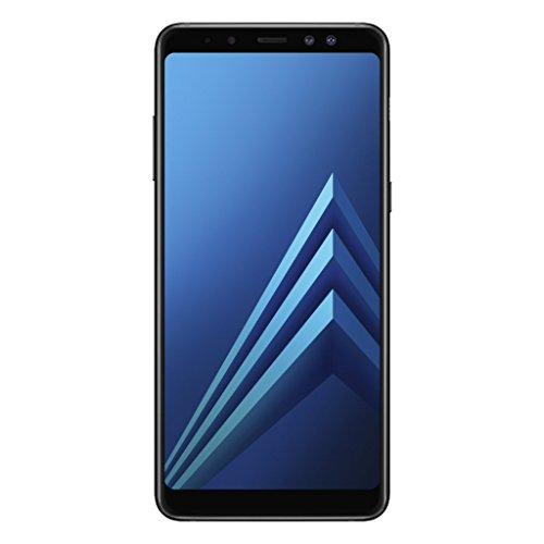 "Samsung Galaxy A8+ (2018) 32GB, 6.0"" Factory Unlocked SM-A730F Dual SIM, IP68, 4G LTE GSM International Version SIM フリー (Black, A8+)"