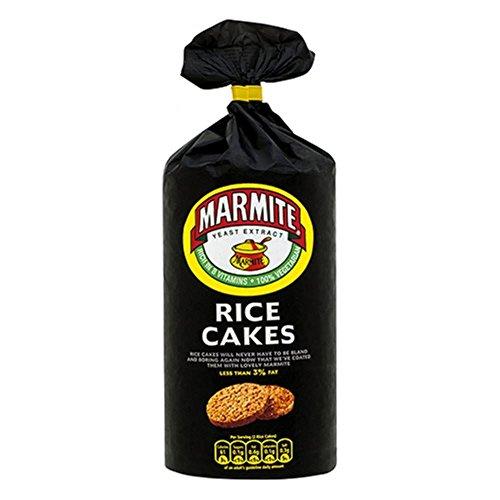 Marmite Rice Cakes (110g) マーマイト餅( 110グラム)