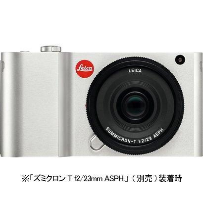 【並行輸入品】Leica ミラーレス一眼 ライカT Typ 701 ボディ シルバー 1630万画素 18181 (レンズ別売)
