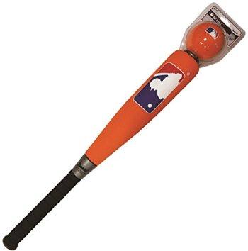 Franklin(フランクリン) MLB バット&ボールセット 6601OR ORANGE