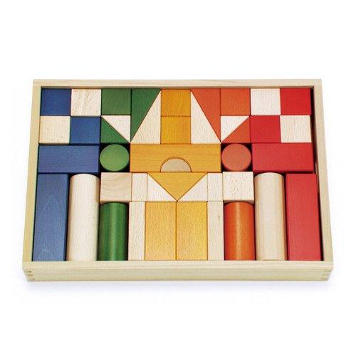 ボーネルンドの積み木や知育玩具は出産祝いで人気
