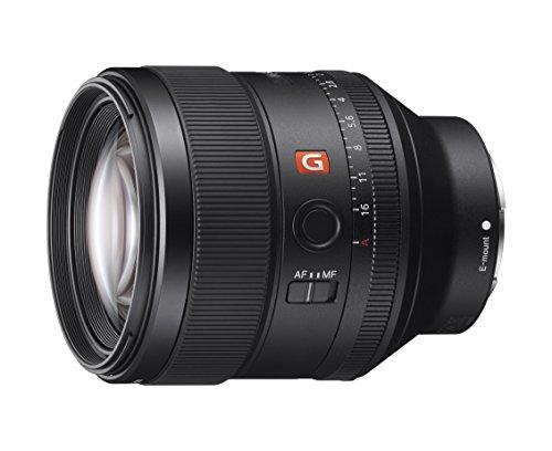 ソニー SONY 単焦点レンズ FE 85mm F1.4 GM Eマウント35mmフルサイズ対応 SEL85F14GM
