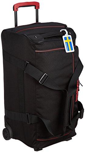 [イノベーター] innovator スーツケース 65L 3kg コーデュラファブリック 2年保証 GI5322CD BLACK/RED (ブラック/レッド)