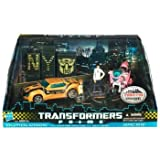Transformers Prime NYCC 2011 New York ComicCon Exclusive Action Figure 2Pack Bumblebee Arcee おもちゃ [並行輸入品]