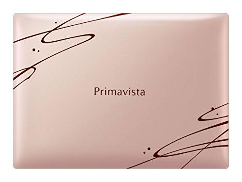 ソフィーナ プリマヴィスタ きれいな素肌質感パウダーファンデーション(オークル03)+限定デザインコンパクト