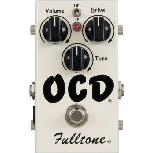 Fulltone OCD Ver.7 フルトーン オーバードライブ V7 並行輸入品 MOOER エフェクター のコピー元一覧! 元ネタはあの名機!!
