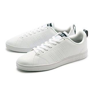 (アディダス)adidas NEO バルクリーン 2 スニーカー メンズ&レディース 03.ランニングホワイト×ネイビー 23cm