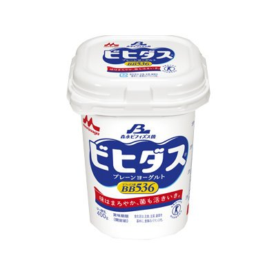 森永ビヒダスヨーグルトBB536