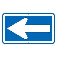 緑十字 道路標識 道路326 一方通行 133240