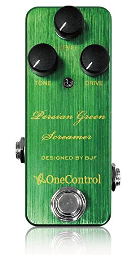 One Control ワンコントロール エフェクター オーバードライブ Persian Green Screamer 【徹底紹介】KOTORI・上坂仁志のエフェクターボード・機材を解析!ツマミ・ノブの位置も分かる!ギターを支える足元の機材の数々を紹介! #KOTORI #上坂仁志【金額一覧】