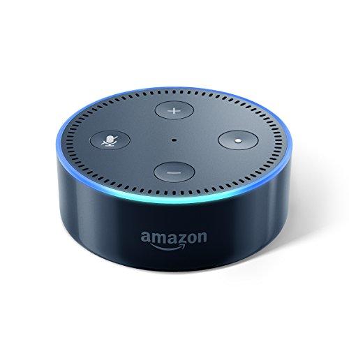 Echo Dot (エコードット) 第2世代 - スマートスピーカー with Alexa、ブラック