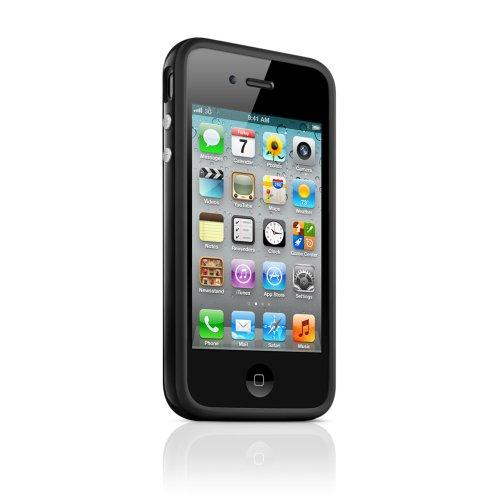 Apple iPhone4 Bumper ブラック MC839ZM/A アップル純正品 1206